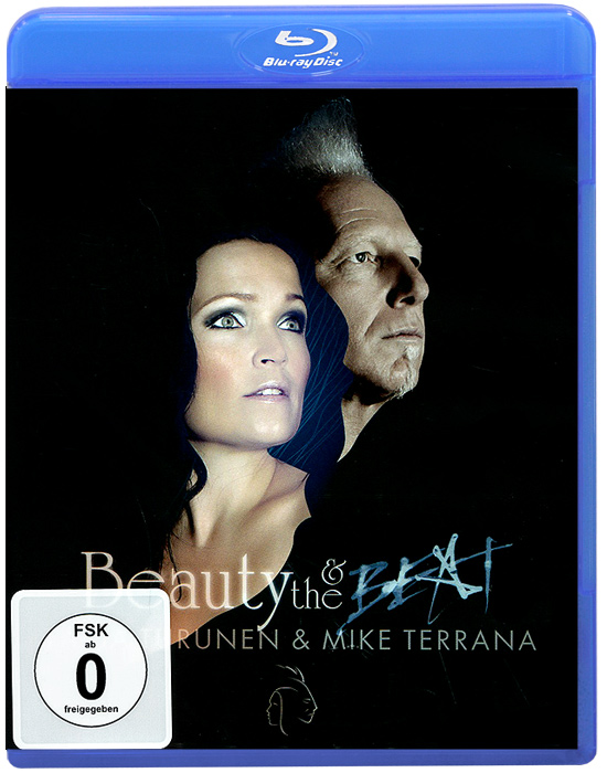 Tarja Turunen & Mike Terrana. Beauty & The Beat (Blu-ray) цены
