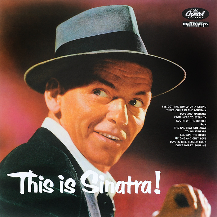 Фрэнк Синатра Frank Sinatra. This Is Sinatra! (LP)