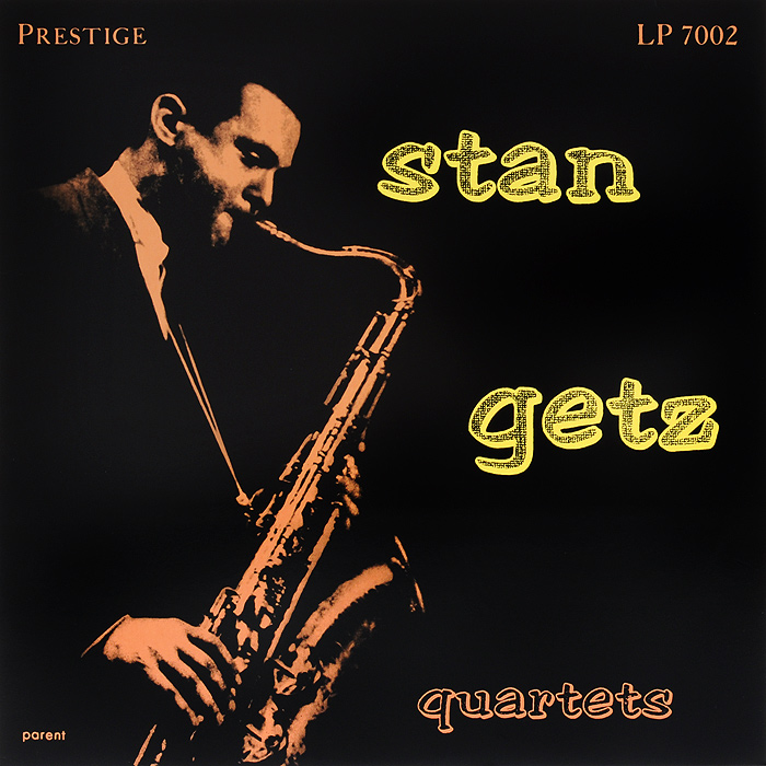 Квинтет Стэна Гетца Stan Getz. The Stan Getz Quartets (LP) цена и фото
