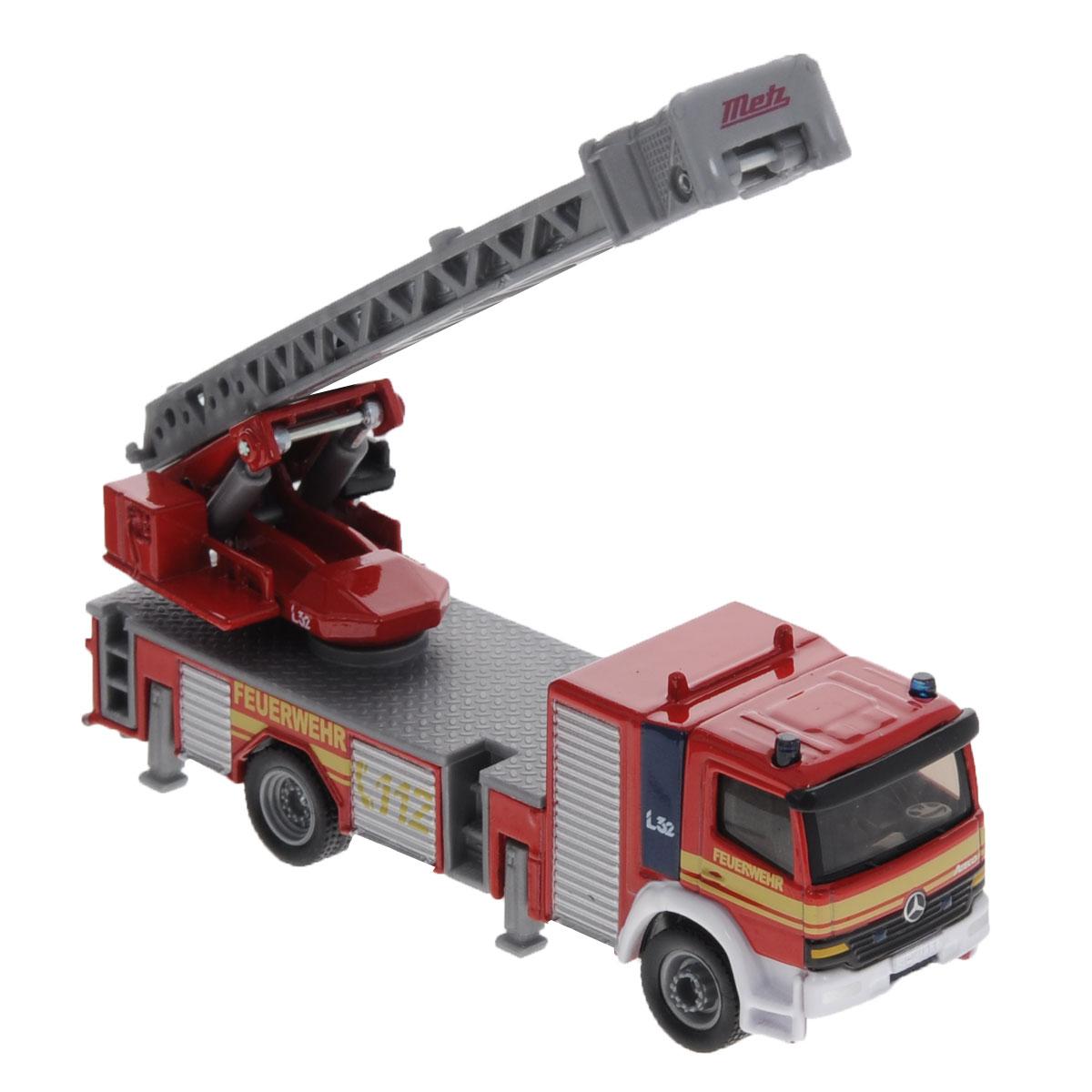Siku Пожарная машина с лестницей пожарная машина siku