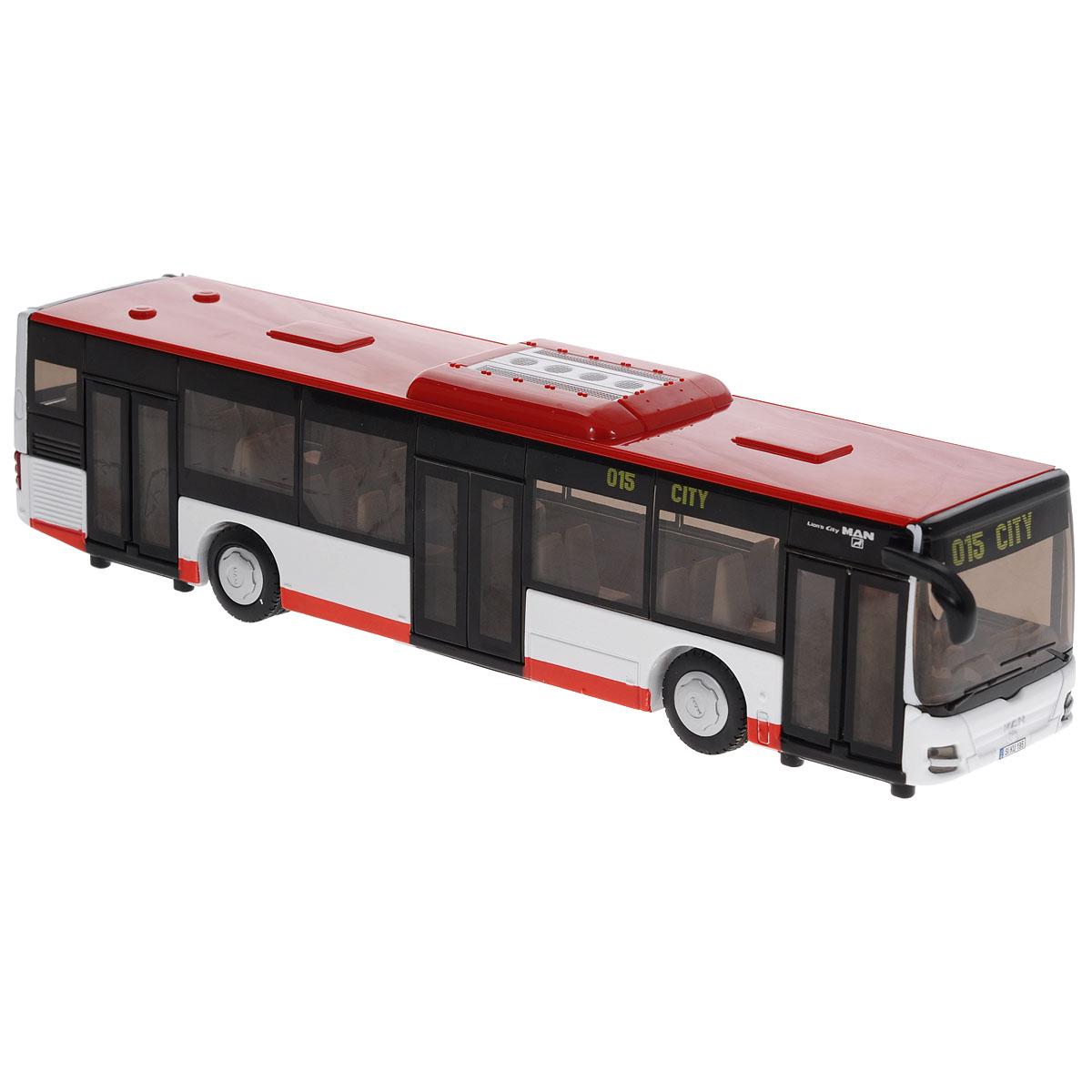цена на Siku Автобус городской MAN Lion's City