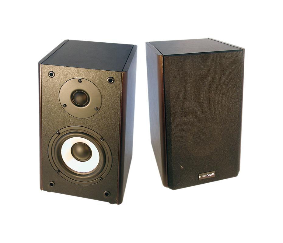цена на Microlab SOLO-1, Dark Wood акустическая система