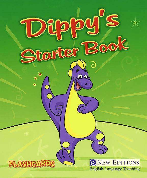 Dippy's Starter Book: Flashcards (набор из 54 карточек) my first english adventure 2 starter flashcards набор из 22 карточек