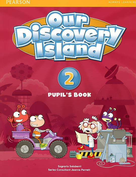 цены на Our Discovery Island: Level 2: Pupil's Book  в интернет-магазинах
