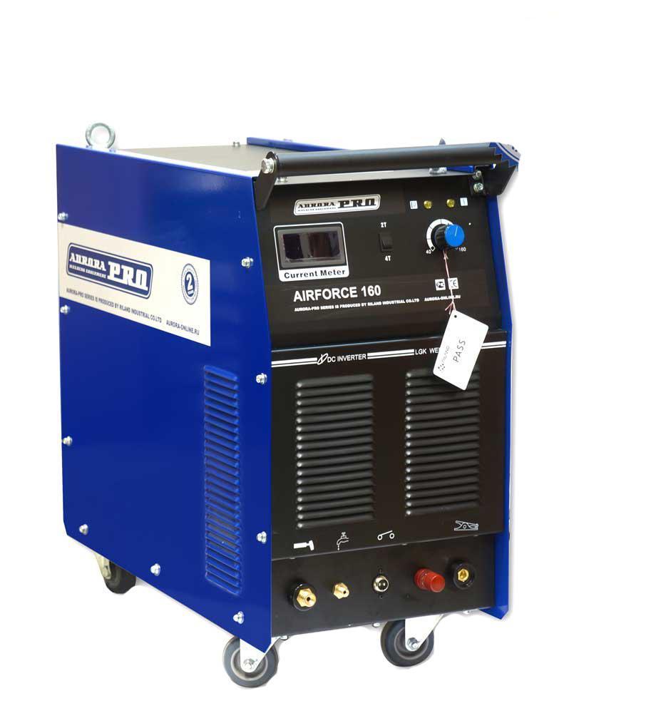 Аппарат плазменной резки AURORA PRO AIRFORCE 160 IGBT