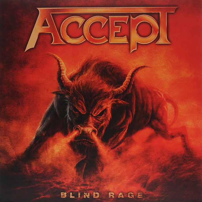 Accept Accept. Blind rage (2 LP) rage rage seasons of the black 2 lp