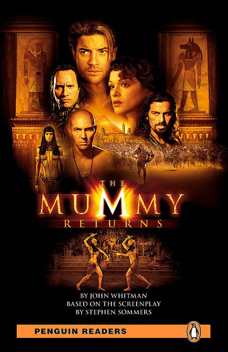 The Mummy Returns: Level 2 (+ MP3 CD)