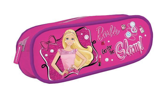 Пенал Размер 21 х8 х 5 см . Barbie