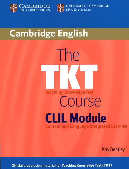 цены на The TKT: Course CLIL Module в интернет-магазинах