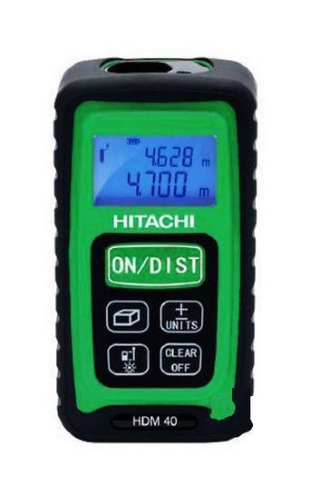 Дальномер лазерный Hitachi HDM 40 стоимость