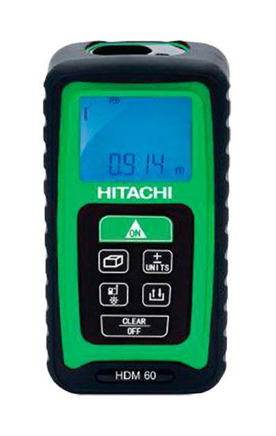 Дальномер лазерный Hitachi HDM 60 стоимость
