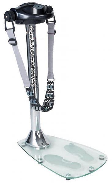 Вибромассажер Sport Elit, цвет: серый, 70 см х 43 см х 112 см
