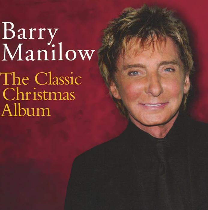 Барри Мэнилоу Barry Manilow. The Classic Christmas Album 2017 christmas pendant silicone stamp cutting dies stencil frame for scrapbook album decor