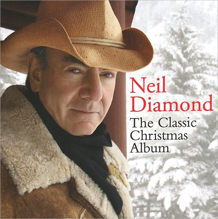 Нил Даймонд Neil Diamond. The Classic Christmas Album 2017 christmas pendant silicone stamp cutting dies stencil frame for scrapbook album decor