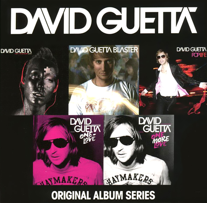 Дэвид Гетта David Guetta. Original Album Series (5 CD) дэвид гетта самуэль денисон мартин david guetta feat sam martin dangerous remix ep