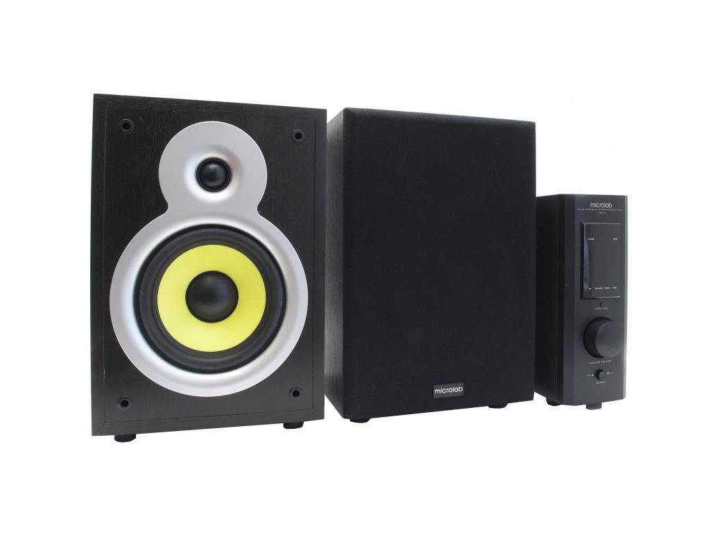 Microlab PRO-1, Dark Wood акустическая система