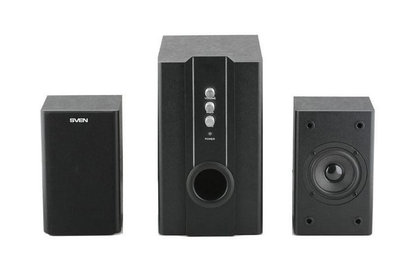 Компьютерная акустика Sven SPS-820, Black компьютерная акустика sven sps 721 черный