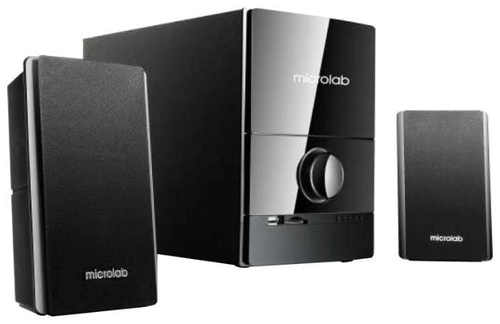 Компьютерная акустика Microlab M-500U, Black