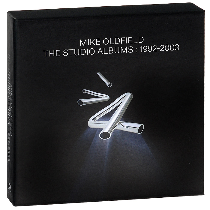 Майк Олдфилд Mike Oldfield. The Studio Albums 1992-2003 (8 CD) майк олдфилд mike oldfield man on the rocks limited deluxe edition 3 cd