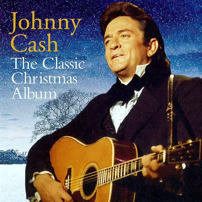 Джонни Кэш Johnny Cash. The Classic Christmas Album джонни кэш johnny cash maximum johnny cash
