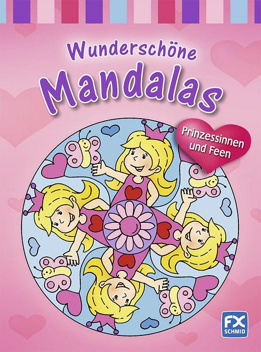 Wunderschone Mandalas: Prinzessinnen und Feen kids magical mandalas