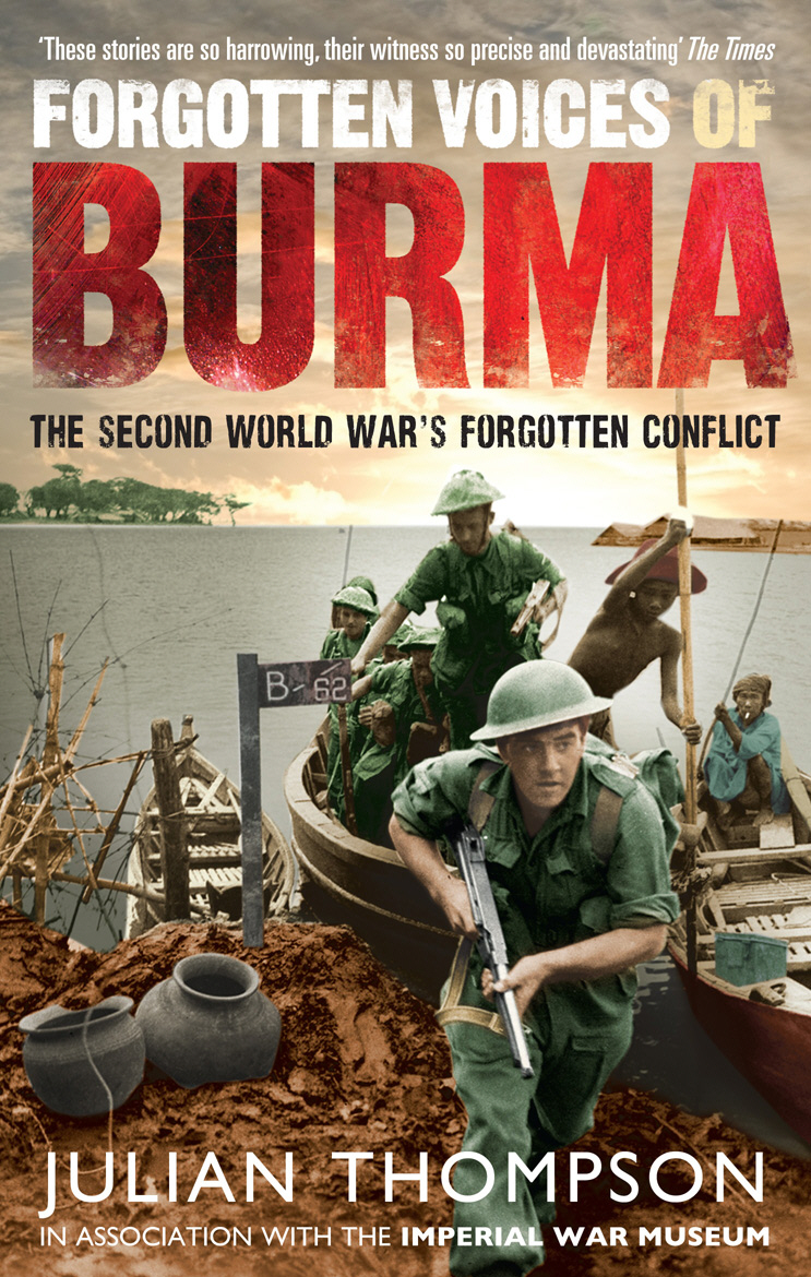 Forgotten Voices of Burma цена