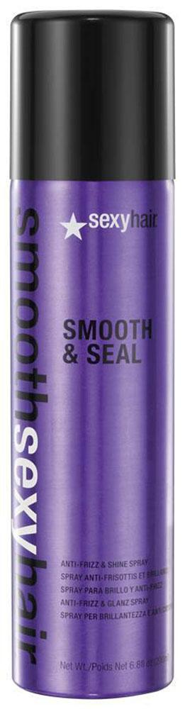 Sexy Hair Спрей для волос Smooth & Seal, разглаживающий, 225 мл sexy hair спрей разглаживающий
