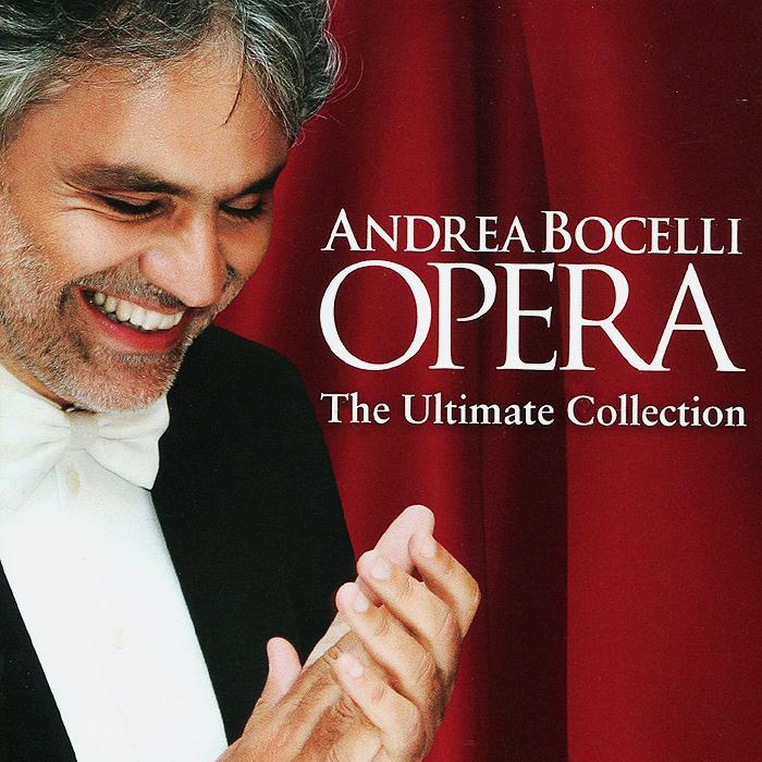 Андреа Бочелли Andrea Bocelli. Opera. The Ultimate Collection андреа бочелли andrea bocelli andrea