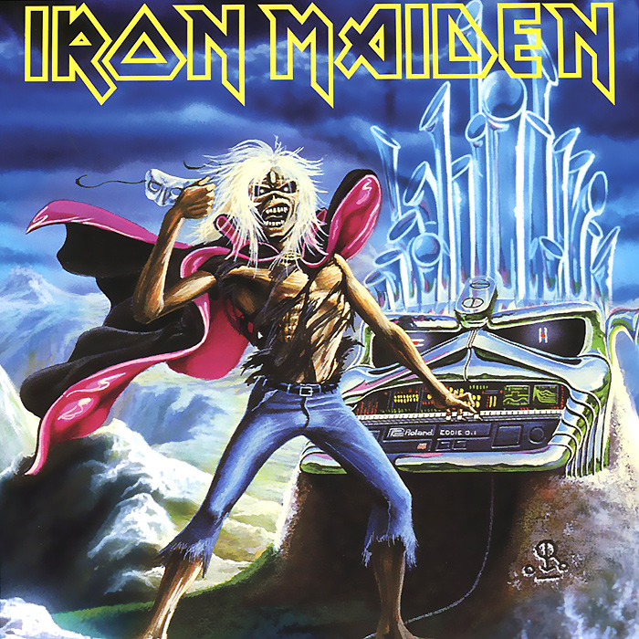 Iron Maiden Iron Maiden. Run to the Hills (live) (LP) бернинг спир burning spear man in the hills lp
