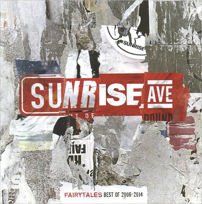 Фото - Sunrise Avenue Sunrise Ave. Fairytales. Best Of 2006 - 2014 2018 fashion new 3d printing sea sunrise pattern hooded sweatshirt