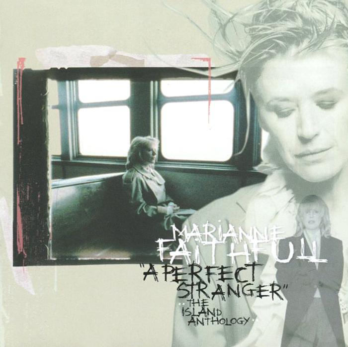Мэриэнн Фэйтфулл Marianne Faithfull. A Perfect Stranger. The Island Antology (2 CD) marianne faithfull marianne faithfull broken english