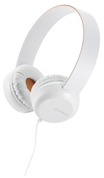 цена на Cresyn C260H, White наушники с микрофоном