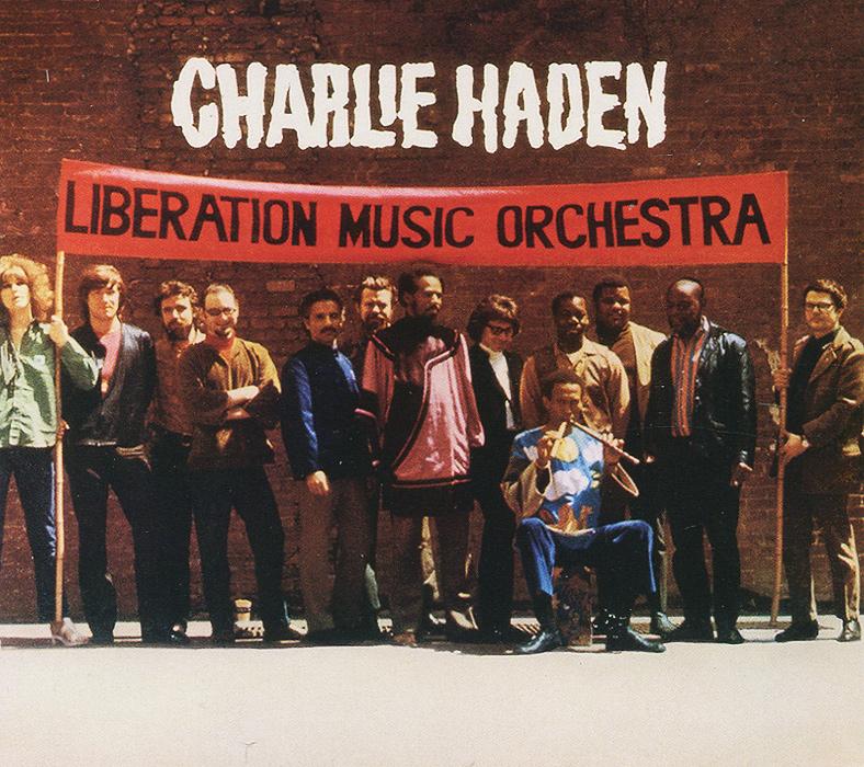 лучшая цена Чарли Хэйден Charlie Haden. Liberation Music Orchestra