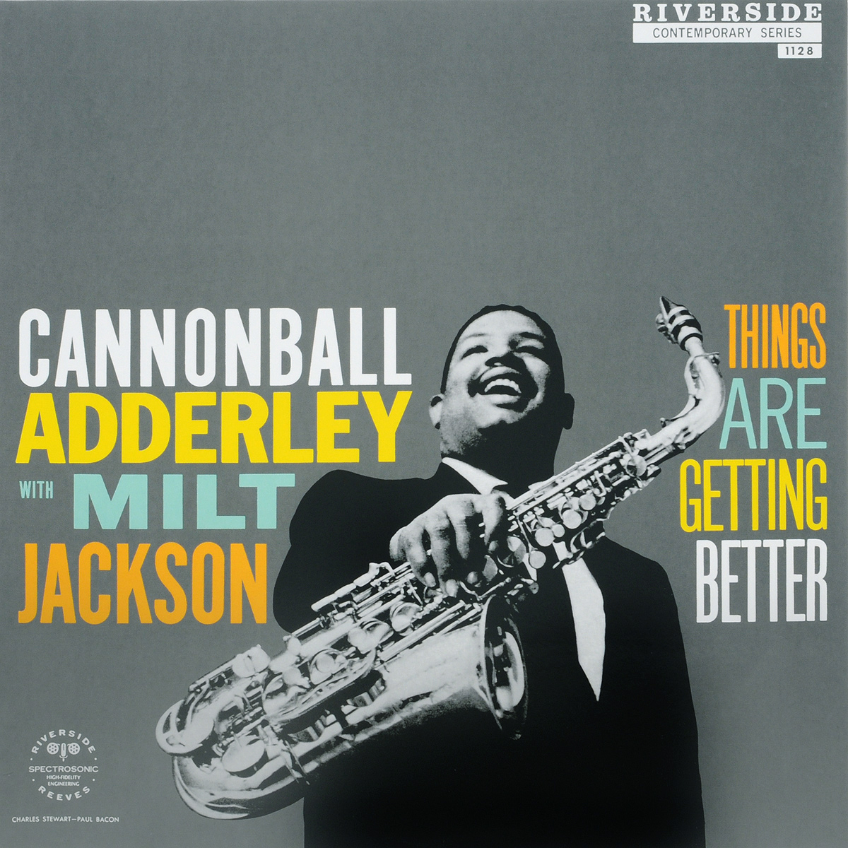 Кэннонболл Эдерли,Милт Джексон Cannonball Adderley With Milt Jackson. Things Are Getting Better (LP) майлз дэвис милт джексон miles davis and milt jackson quitet sextet page 5 page 2
