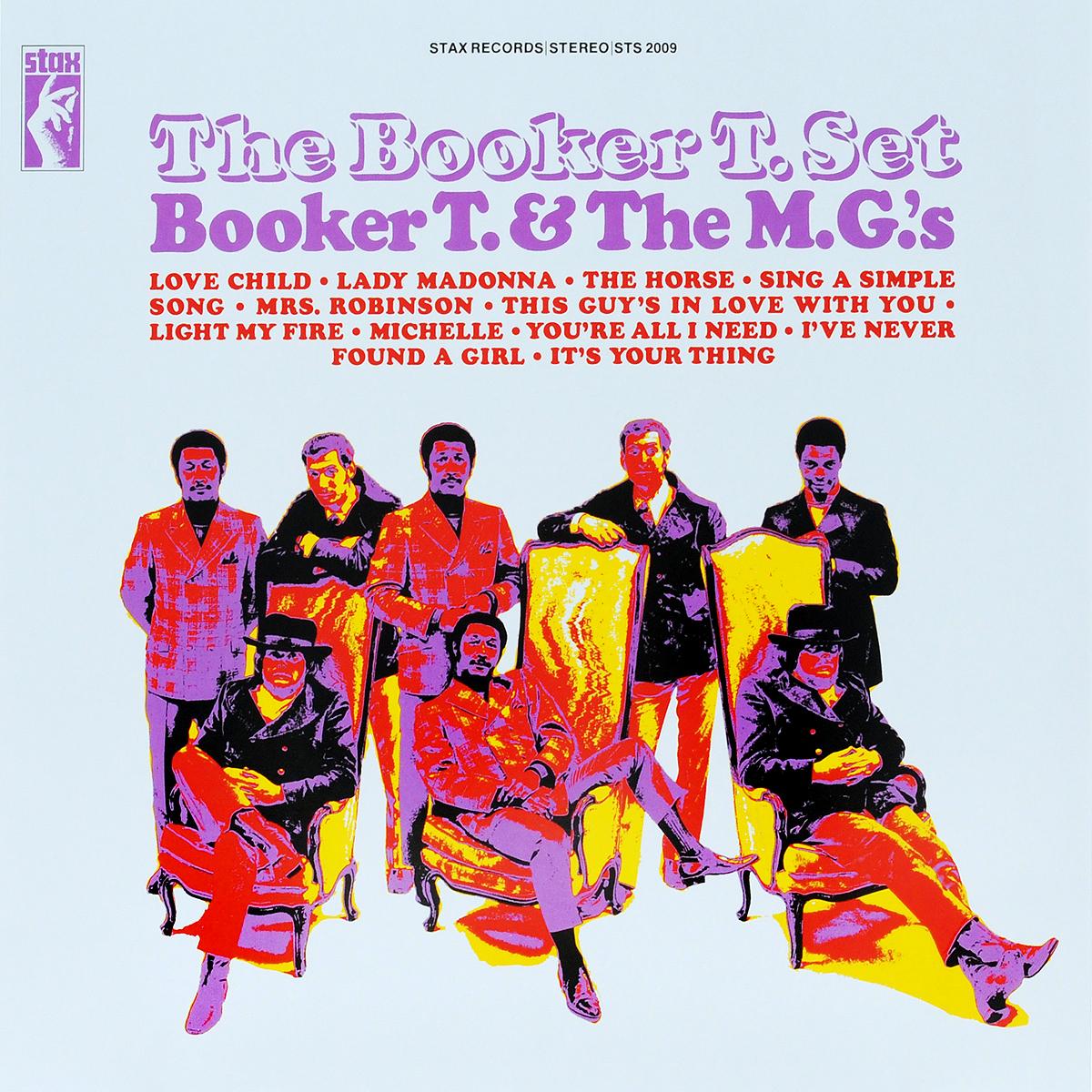 Booker T. & The MG's Booker T & The MG's. The Booker T. Set (LP) booker
