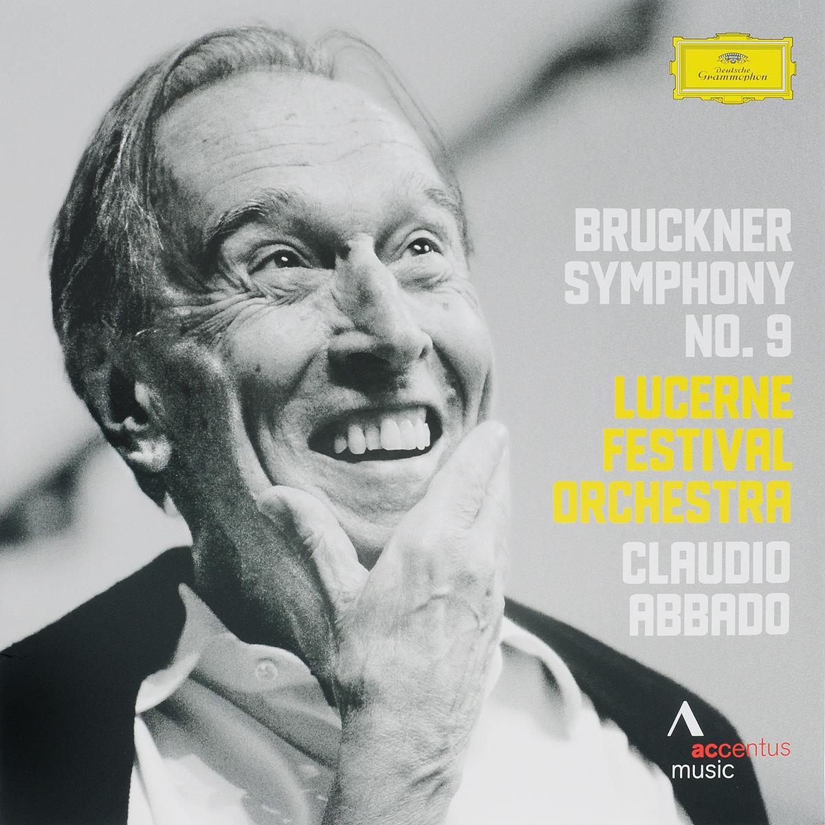 Lucerne Festival Orchestra,Клаудио Аббадо Bruckner: Symphony No. 9. Lucerne Festival Orchestra / Claudio Abbado (2 LP) mahler debussy abbado lucerne festival orchestra 2 cd