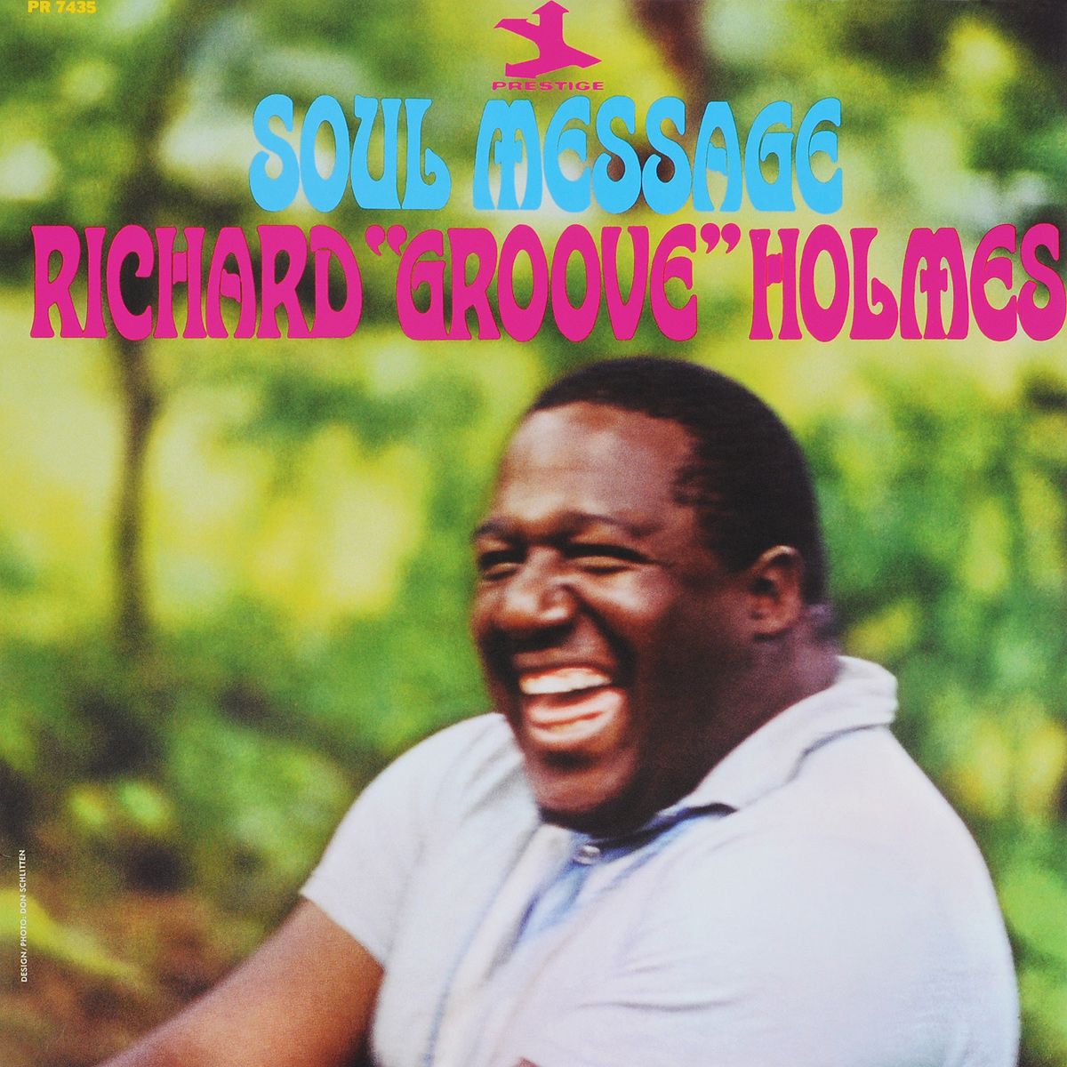 цена на Ричард Грув Холмс Richard Groove Holmes. Soul Message (LP)