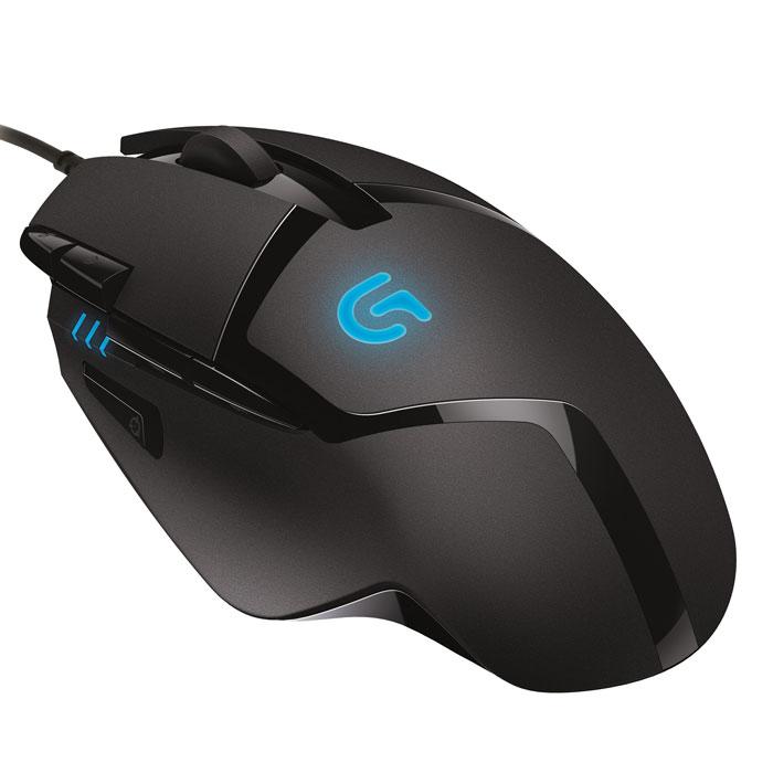 Игровая мышь Logitech G402 Hyperion Fury, Black цена