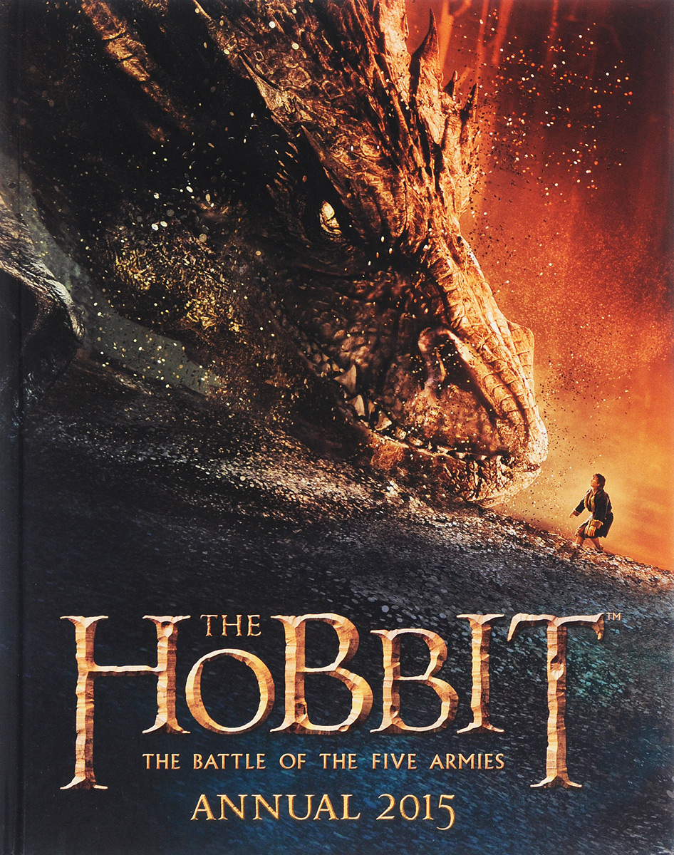 The Hobbit: The Battle of the Five Armies: Annual 2015 the hobbit