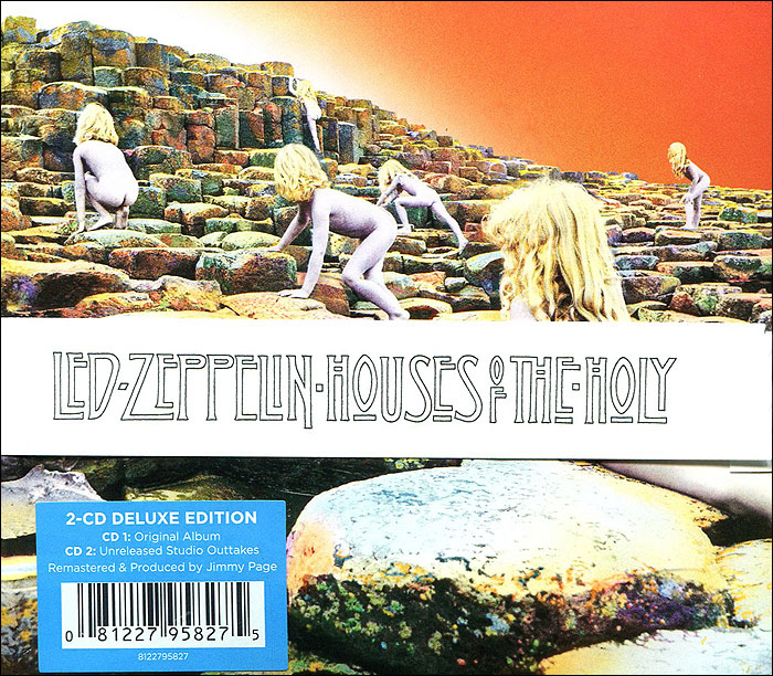 Led Zeppelin Led Zeppelin. Houses of the Holy. Deluxe Edition (2 CD) led zeppelin led zeppelin in through the out door deluxe edition 2 cd