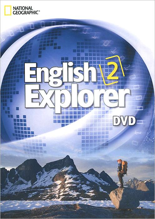 English Explorer 2 (видеокурс DVD)