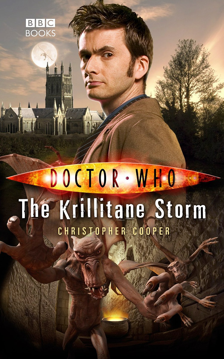Doctor Who: The Krillitane Storm goss j adams d doctor who city of death