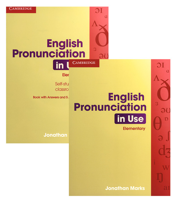 English Pronunciation In Use Elementary Book