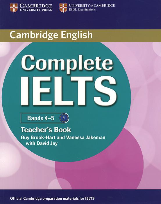 цена на Complete IELTS: Bands 4-5: Teacher's Book