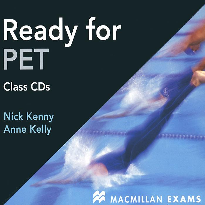 Ready for PET (аудиокурс на 2 CD) цена