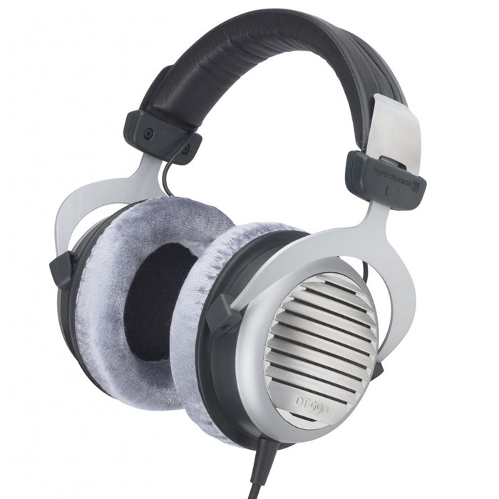 Наушники Beyerdynamic DT 990 Edition 250 Ohm, серебристый