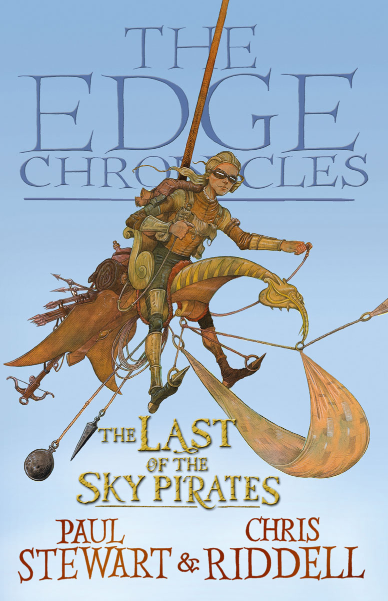 The Edge Chronicles 7: The Last of the Sky Pirates морган райс night of the bold