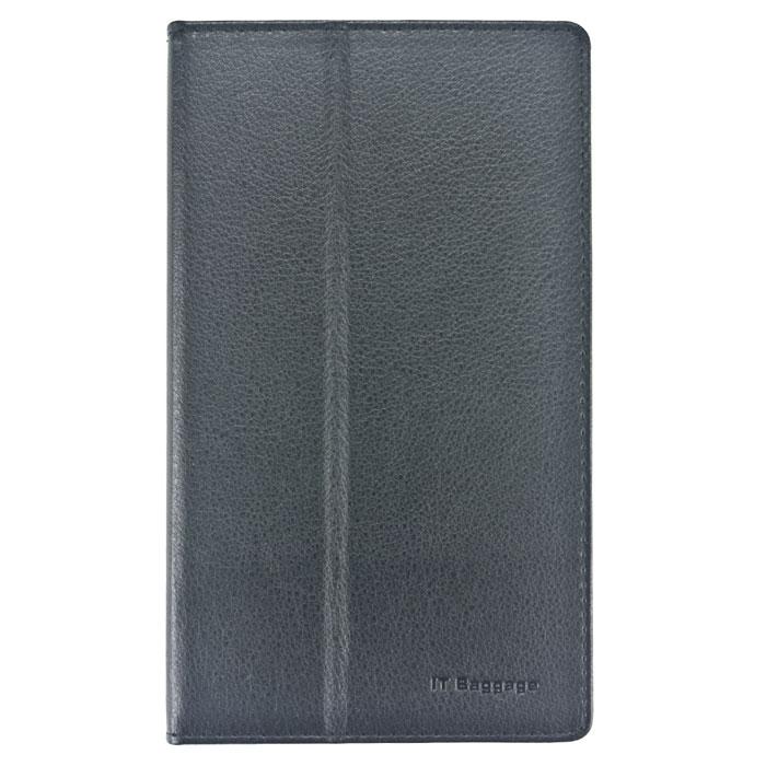 IT Baggage чехол с функцией стенд для Asus MeMO Pad 7 ME 572C/CE, Black чехол it baggage для планшета asus memo pad 7 me572c ce искуcственная кожа синий itasme572 4