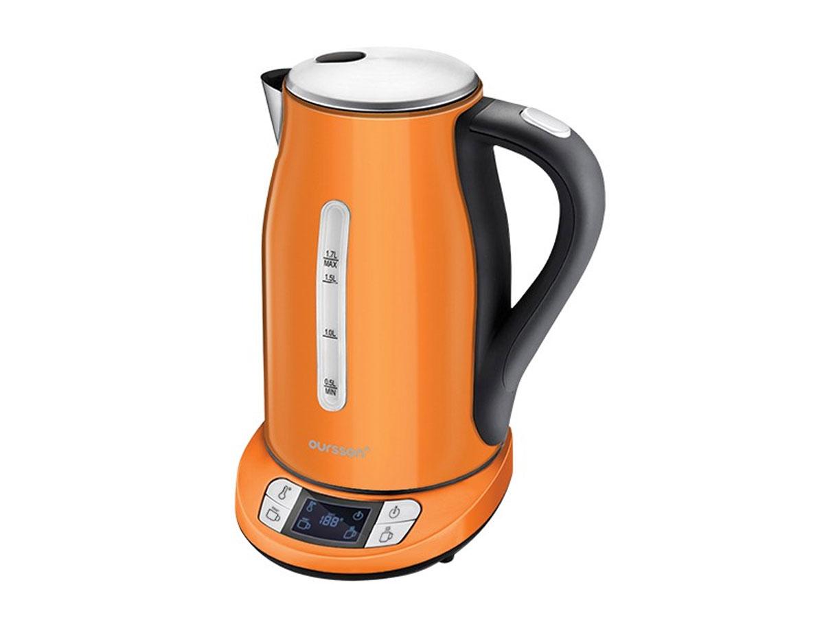 Электрический чайник Oursson EK1775MD/OR, Orange