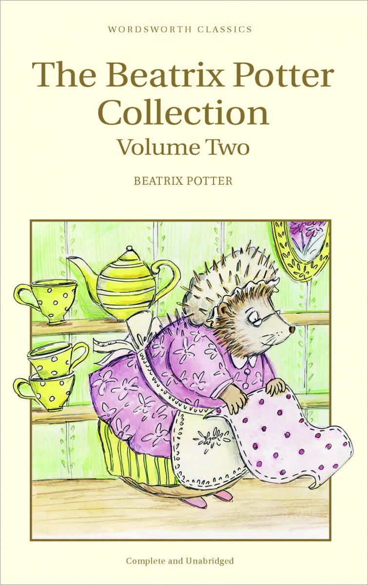 Beatrix Potter Collection: Volume Two potter b the beatrix potter collection volume one